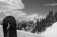 Mt. Baker, photo: Brouk