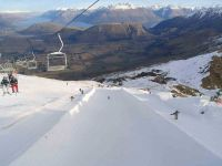half-pipe na coronet peak