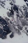 Svetovy pohar ve free ride. Whistler, Britska Kolumbie